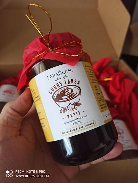 TAPAULAH Paste Series - Curry Laksa