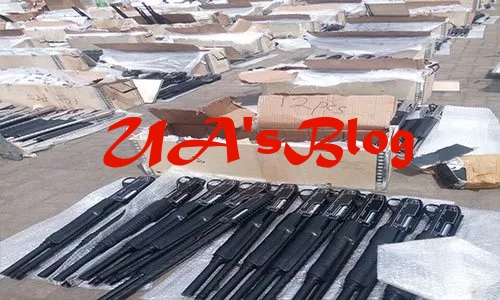 How customs officers conspired to smuggle 661 rifles into Nigeria –DSS