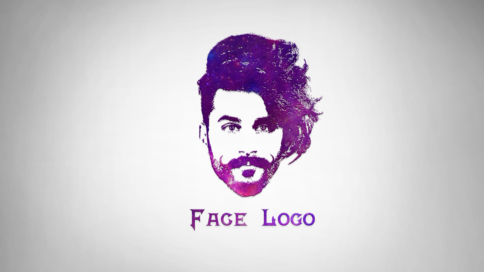 how to create face logo in photoshop,iLLPHOCORPHICS, Photoshop logo design, logo design, face logo, logo design tutorial, photoshop tutorial, illphocorphics tutorial