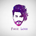 How to create face logo in Photoshop. Photoshop Tutorial. iLLPHOCORPHICS