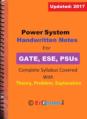 power-system-handwritten-notes