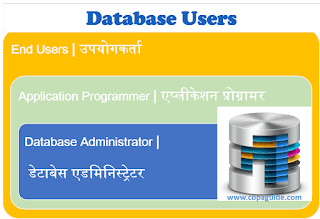 Users of Database