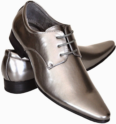 chaussure mariee noir