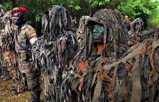 Gile Mantap Tenan, TNI Siapkan Pasukan Siluman Untuk Serbu Kelompok Abu Sayyaf  Ditempat Tak Terduga - Commando