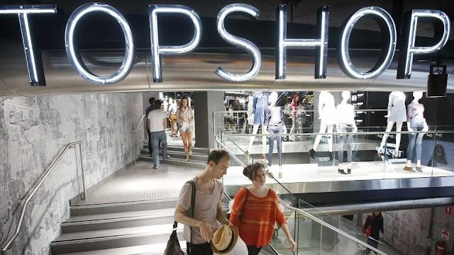Topshop anuncia que seus provadores não são mais separados por gênero
