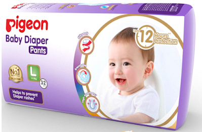 PIGEON ULTRA-PREMIUM DIAPERS