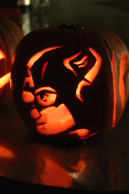 20 Captain Pumpkin Carvings Pictures And Ideas On Meta Networks