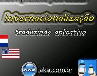 Internacionalização simples de aplicativos - AIDE