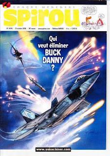 Buck Danny, sur yakachiner.com