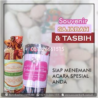 4 ide untuk kemasan souvenir sajadah | +62 813-2666-1515