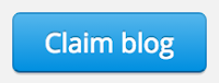 Claim blog on Bloglovin'
