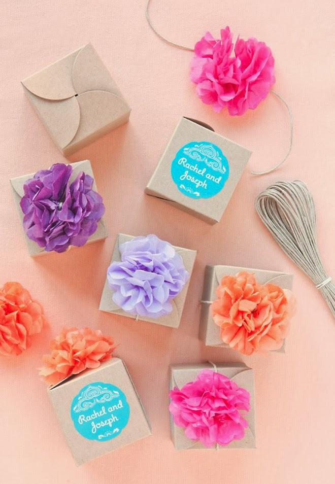 10 Amazing DIY Wedding Favors  Part 3  Belle The Magazine