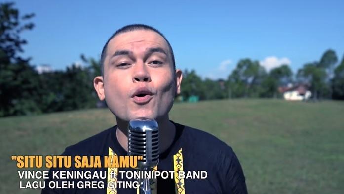 Vince Keningau & Toninipot Band