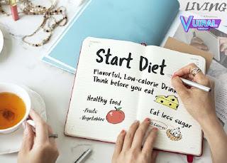 Cara Menurunkan Berat Badan Dalam 3 Hari Dengan Mengonsumsi Makanan Sehat