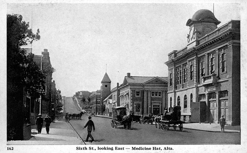Canadian Bank of Commerce Medicine Hat Alberta
