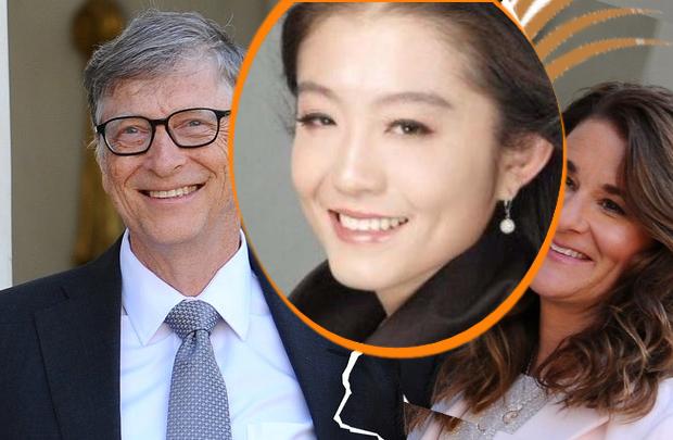 La traductora china que habría tenido una aventura con Bill Gates