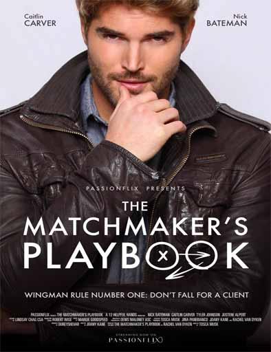 Poster de El libro de jugadas del casamentero