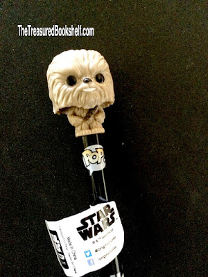 Star Wars Smuggers Bounty Chewbacca Pen