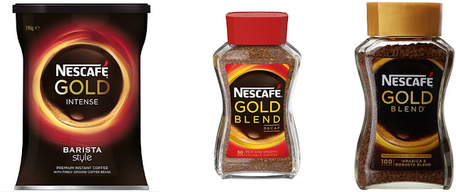 nescafe gold barista style intense coffee