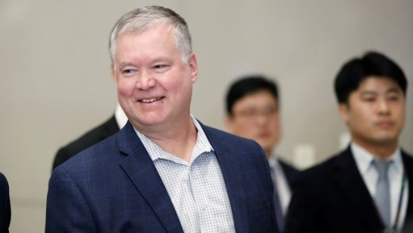 Enviado de EE.UU. llega a Seúl en medio de tensiones con Norcorea