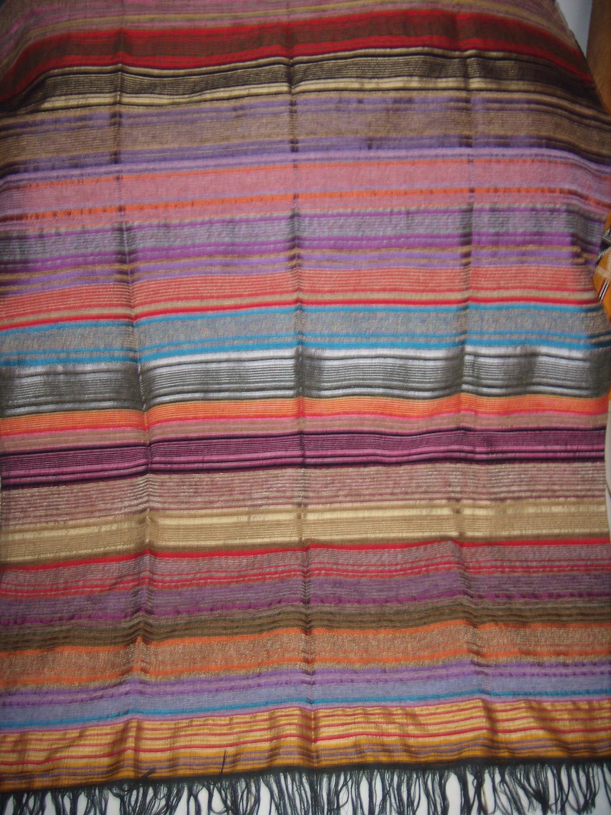 merycarpet couvre lit ou jet de canap multicolore avec. Black Bedroom Furniture Sets. Home Design Ideas