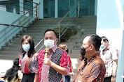 berantas Covid Wawali Richard Sualang pantau pelaksanaan Vaksinasi, Genjot Ekonomi