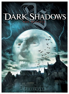 DVD Review - Dark Shadows: The Revival