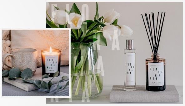 свеча, аромадиффузор, ароматизация дома, ароматерапия