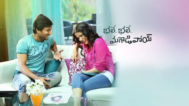 Telugu Comedy hit Movie Bhale Bhale Magadivoy