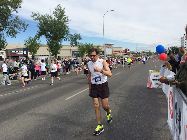Annual Sport Chek Mother's Day Walk, Run, Ride Race Recap Calgary