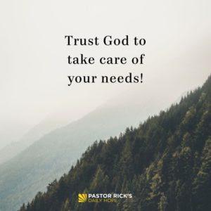 Stress Management: Don't Worry! by Rick Warren