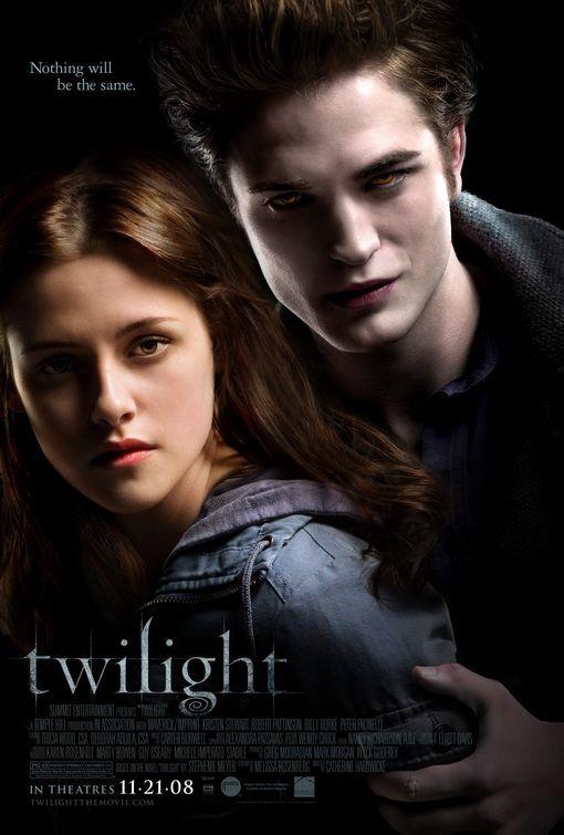 The Twilight Saga (2008) Dual Audio Hindi 400MB BluRay 480p ESubs