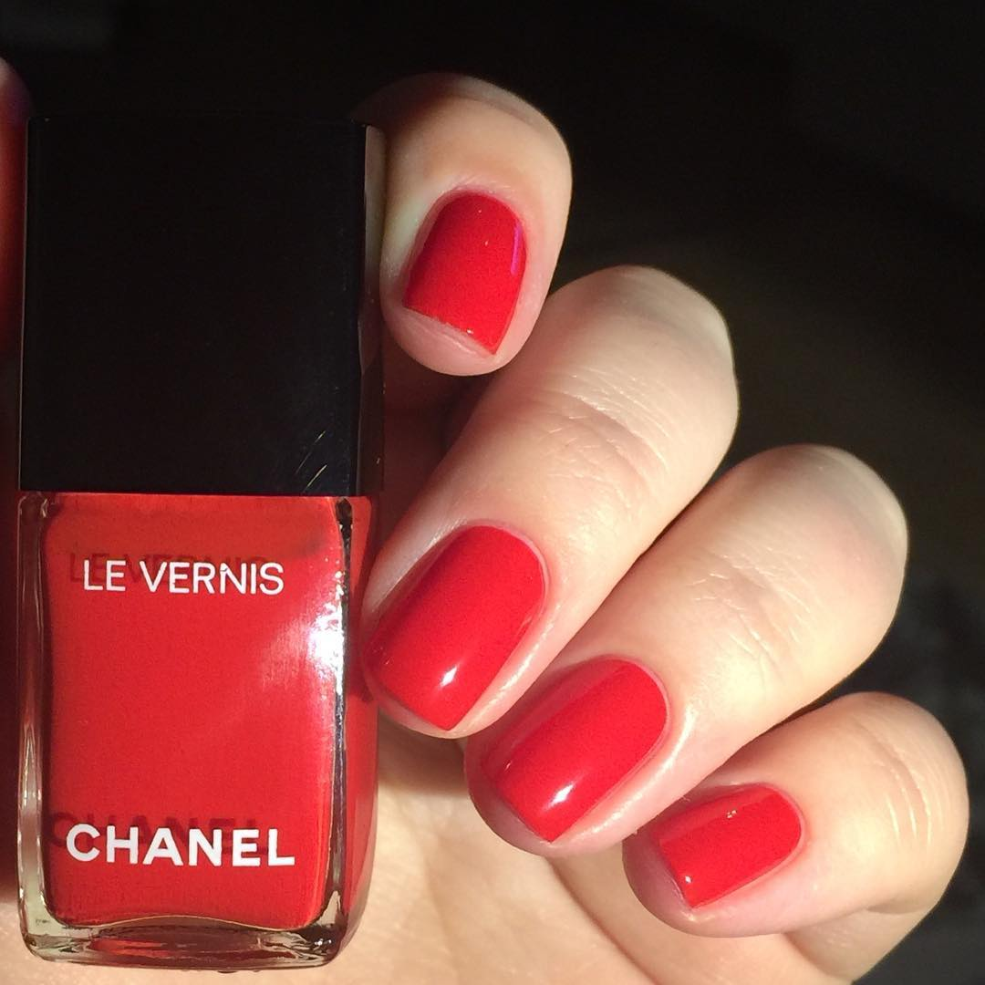chanel-rouge-red