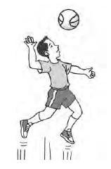 Servis Jumping Pada Permainan Bola Voli