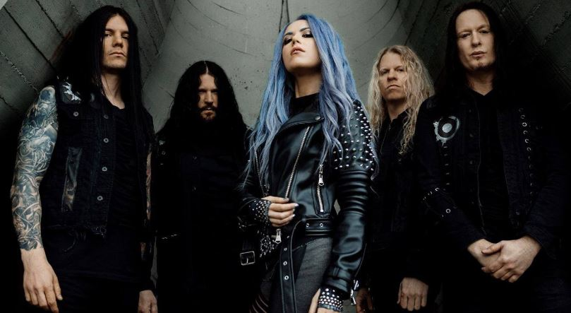 Arch Enemy | Texas Review | Ralph Arvesen