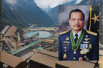 Freeport Tunjuk Chappy Hakim Jadi Presiden Direktur PTFI