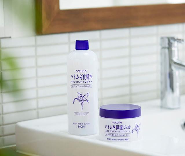 Nước Hoa Hồng Dưỡng Da Đa Năng Naturie Hatomugi Skin Conditioner - Hàng nội địa Nhật