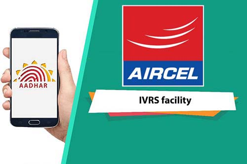 How to Re-Verify Aircel Number with Aadhaar on IVR