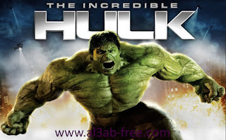 تحميل لعبة الرجل الاخضر للكمبيوتر 2018 Hulk مجانا برابط مباشر