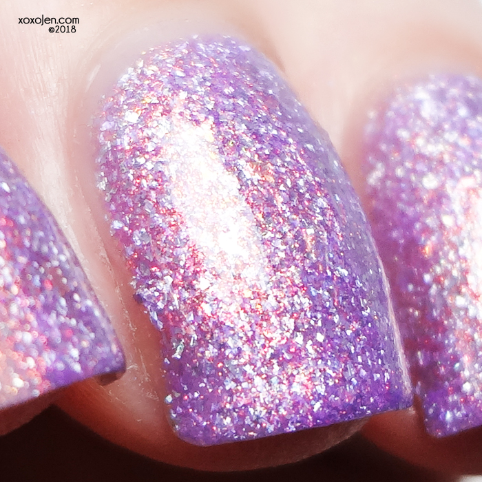 xoxoJen's swatch of Polished For Days Animalese