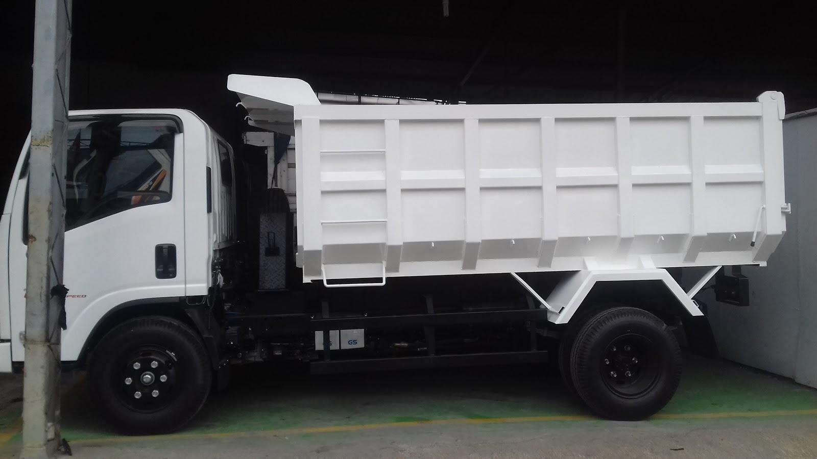 Harga Promo Isuzu Dump Truck