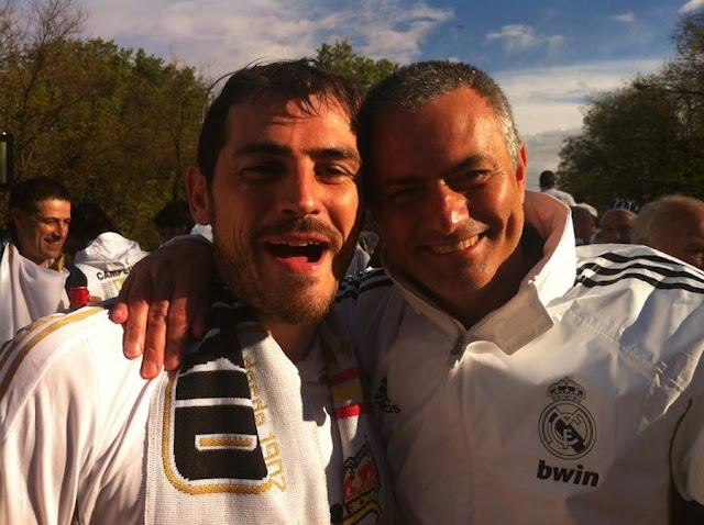 Casillas versus Mourinho: dos marcas venidas a menos