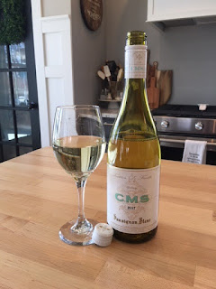 2017 Hedges Family Estate CMS Sauvignon Blanc