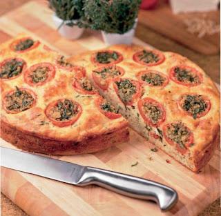 http://vkusnyachki.blogspot.com/ Кекс с фаршированными помидорами