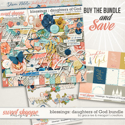 Blessings: Daughters of God Bundle
