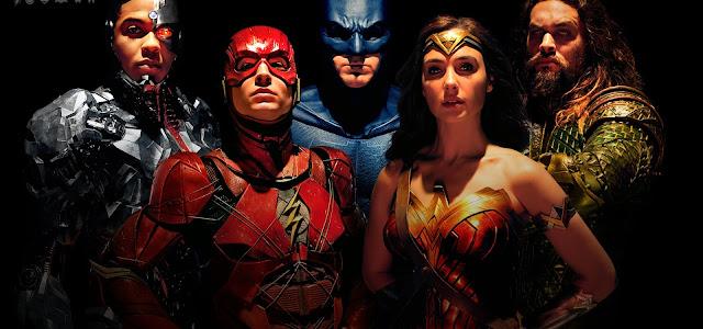 Lançado teaser do 'SnyderCut'  de 'Liga da Justiça'