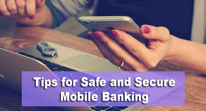 Tips for safe and secure mobile banking tips in hindi