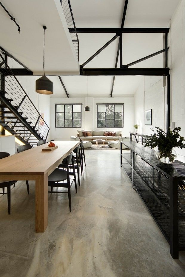 Beautiful Concrete Floors - Emily May