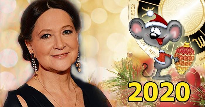 Тамара Глоба рассказала, каких знаков зодиака ждет успех и удача в год Крысы 2020