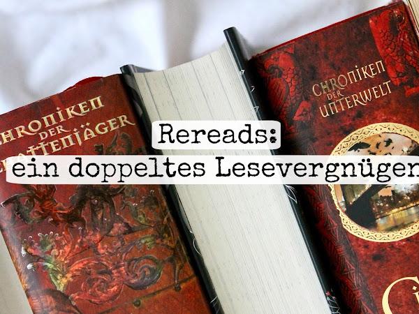 Rereads: ein doppeltes Lesevergnügen